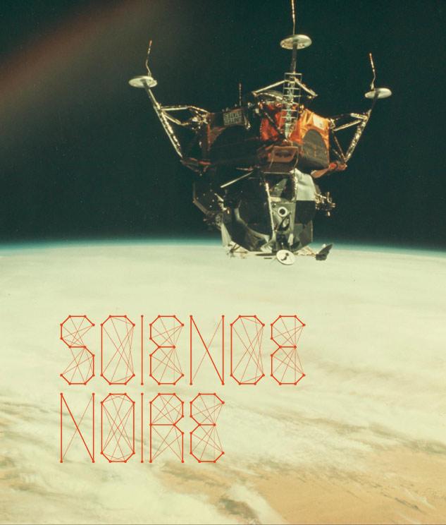 Science Noire Font - Fonts of Chaos